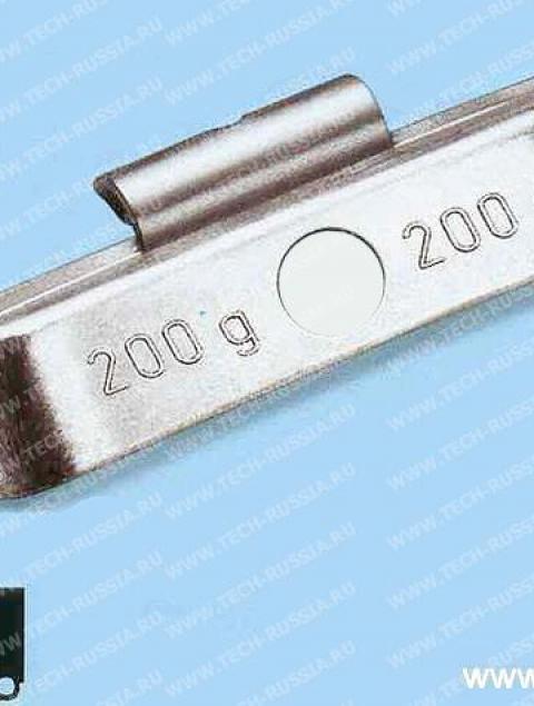 Упаковка грузовых балансировочных грузиков    200 гр.