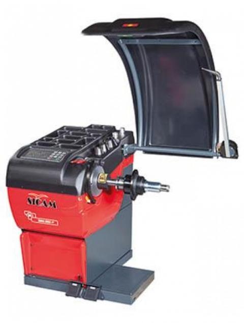 Стенд балансировочный автомат SBM 260 AW